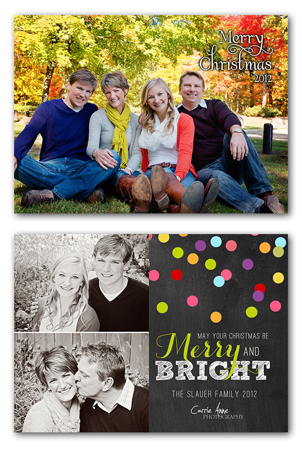 Family, Children, Christmas Card Sessions in Grand Rapids, Michigan
