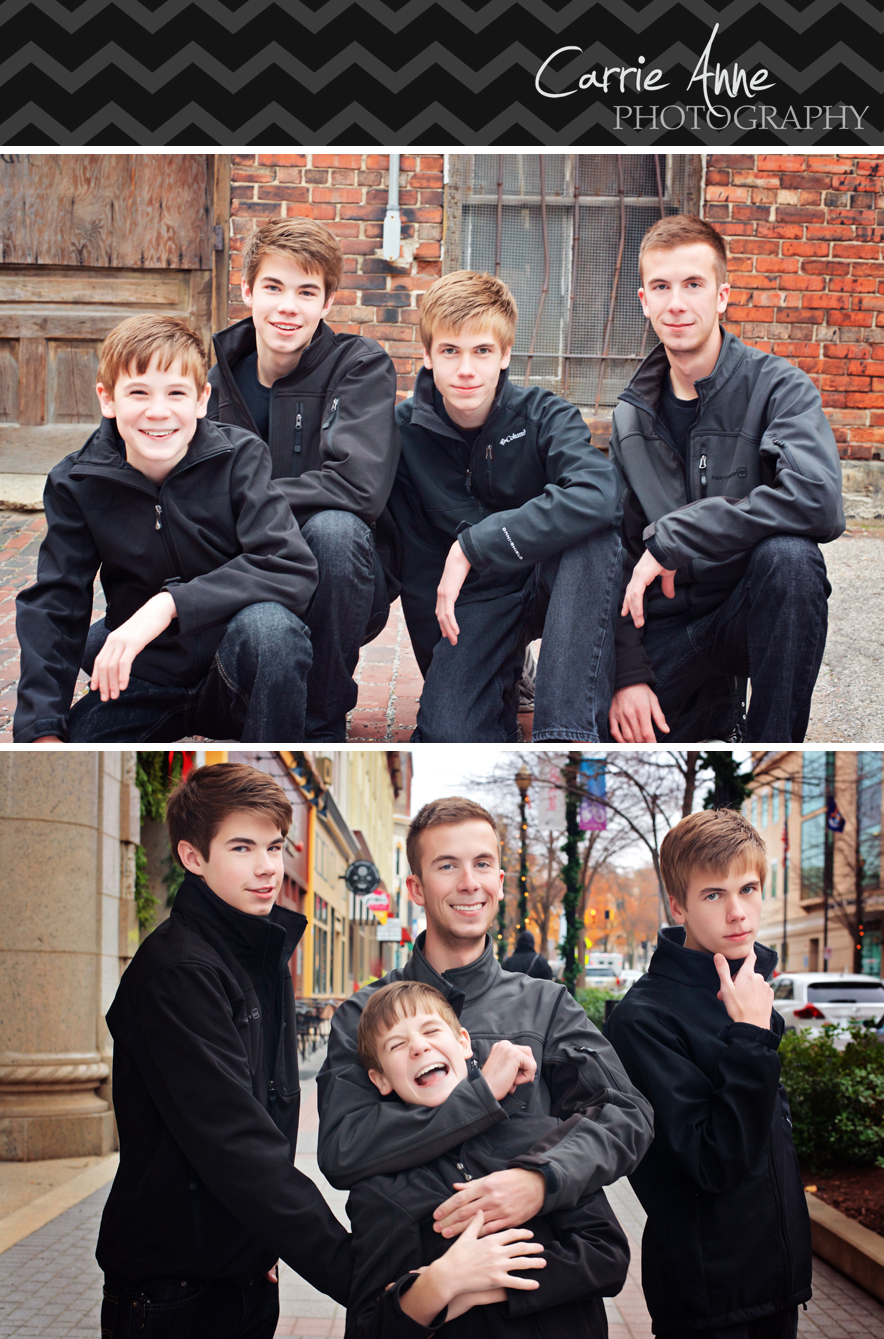 Hip, Urban family session downtown Grand Rapids, Michigan