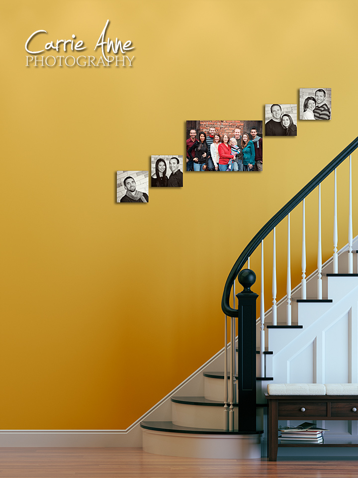 Wall Display Ideas : The Bopp Family : Grand Rapids Family ...