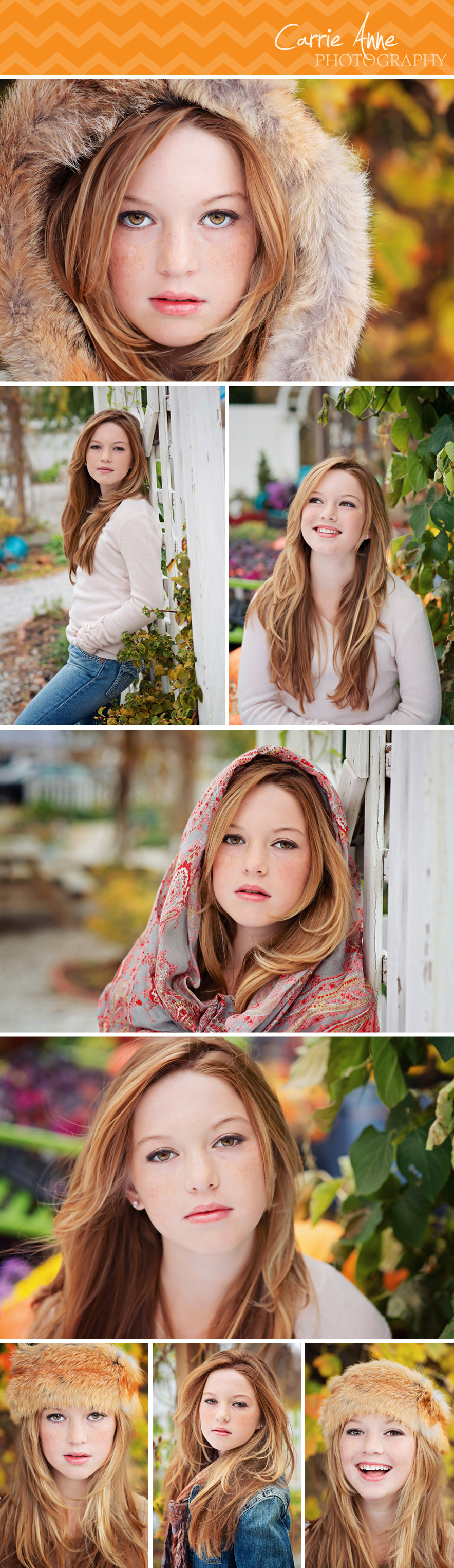 Funky, glamorous, hip teen session in Grand Rapids, Michigan Carrie Anne Photography