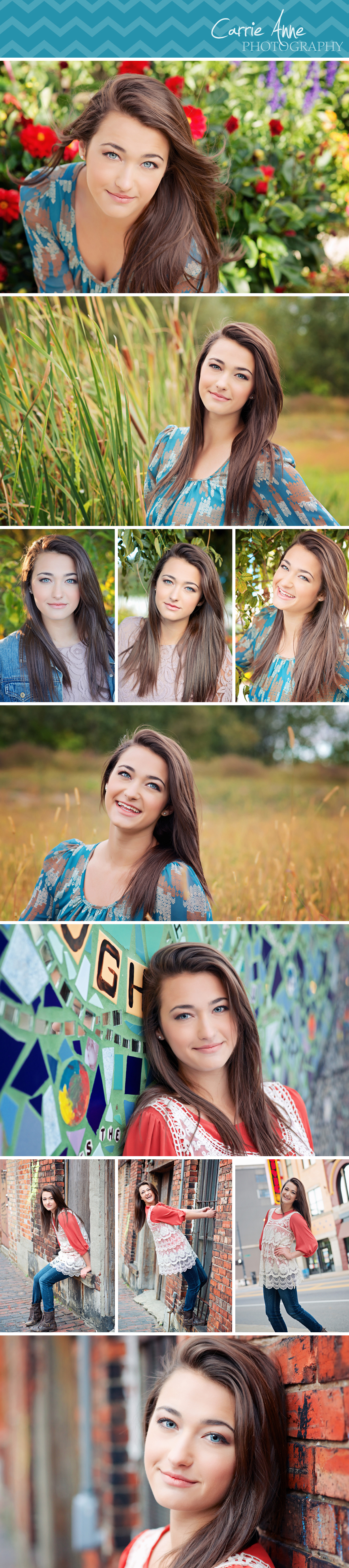 Colorful, Funky Senior Girl Photography Ultimate Senior Girl Session in Ada, Grand Rapids, Cascade, Michigan. Natural, bright, cheery, colorful, photography.