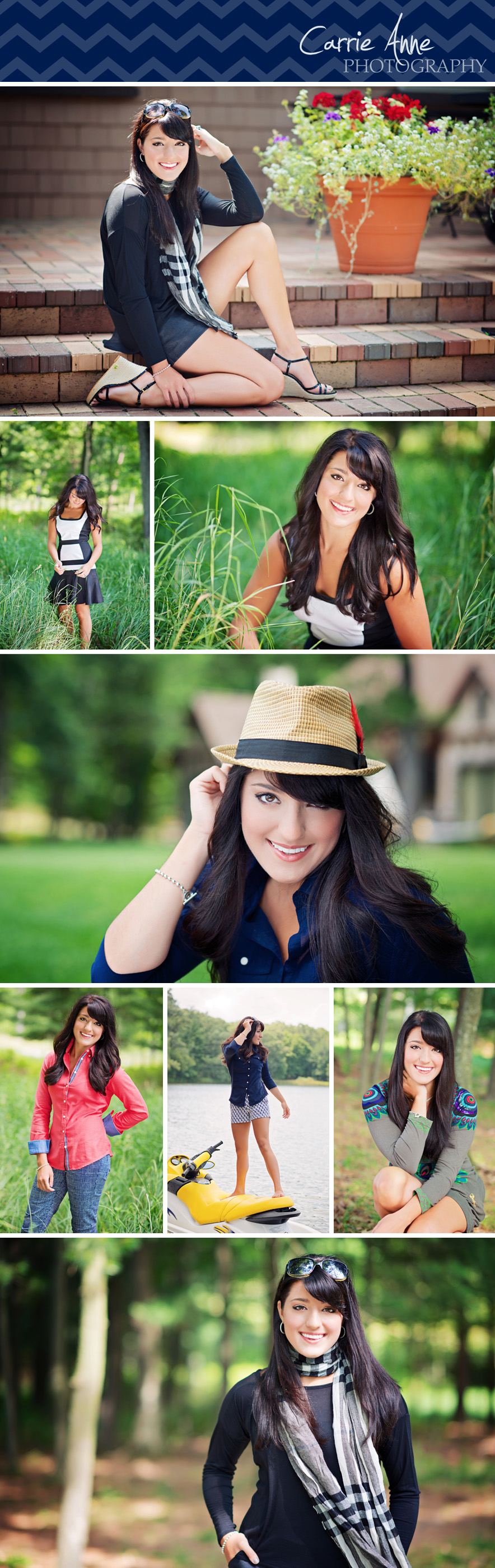 Grand Rapids Senior Photographer-Carrie Anne Photography-Ultimate Session