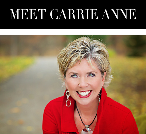 Meet Carrie Anne