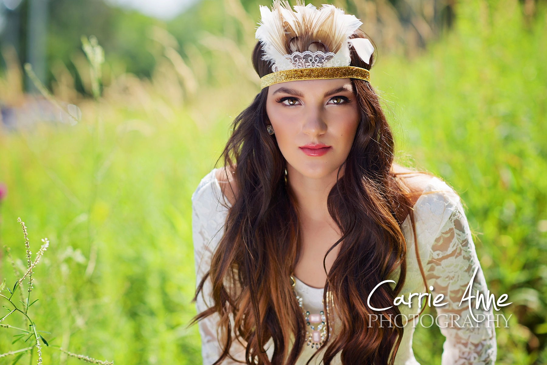 Gabrielle Caledonia High School Class Of 2015 Grand Rapids Senior Photographer